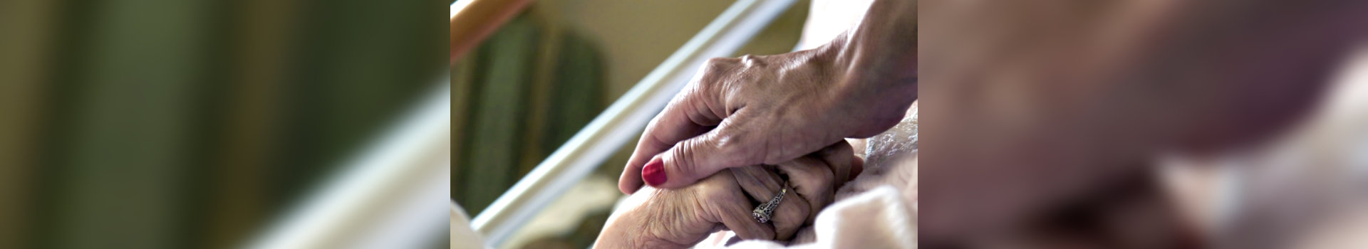 an image of caring hands
