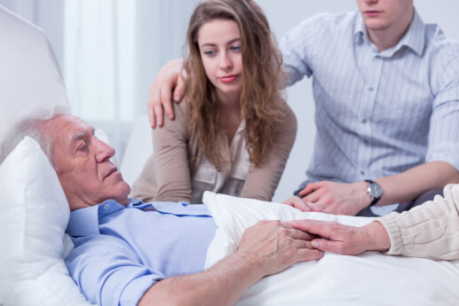 Help! My Terminally Ill Loved One Is Depressed!
