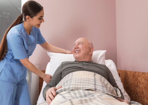 Managing Bedsores in Terminally Ill Loved Ones