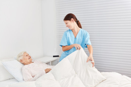 The Roles of Volunteers in Hospice Care